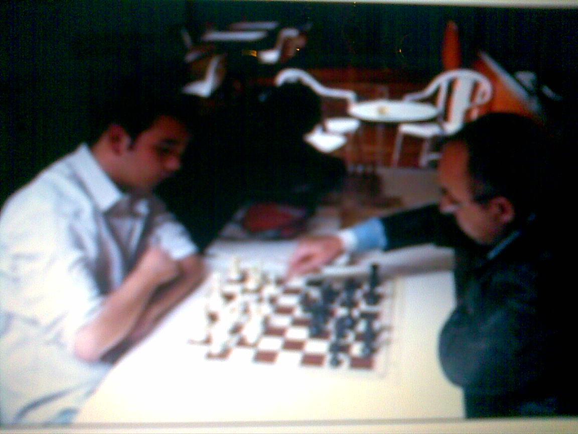 Jon Angulo vs Juan Ramon Jerez en Santurtzi