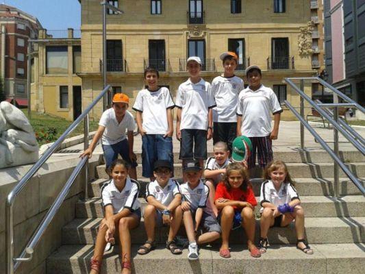 Escuela Ajedrez Santurtzi El Carmen 2013 065